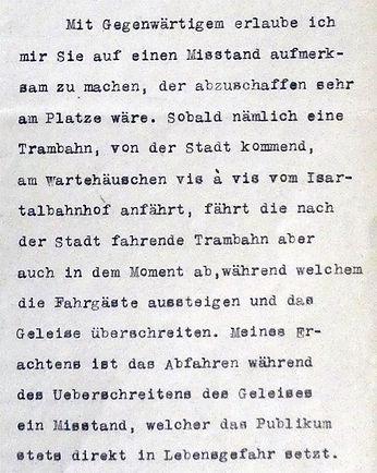 1913-05-02 Trambahnhaltestelle Isartalba