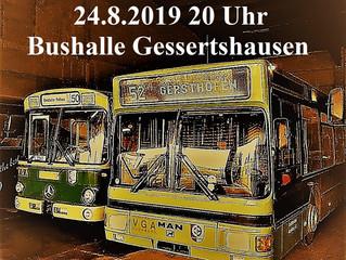 2 Dia Abende - Nahverkehr in Rumänien und Gersthofer Omnibusse