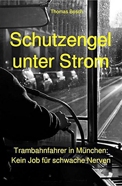 Schutzengel unter Strom  Trambahnfahrer in München  Kein Job für schwache Nerven
