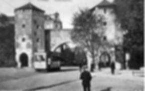 A-Tw 234 am Sendlinger Tor einwärts 1906 tram münchen