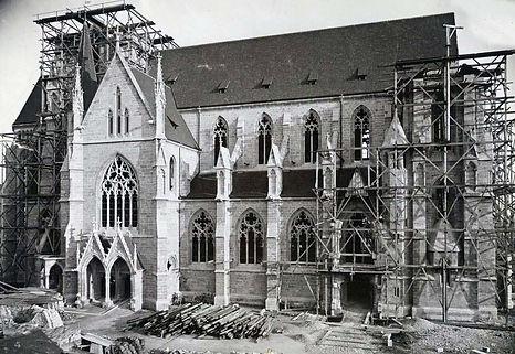 1900 Bau Paulskirche DE-1992-FS-NL-WEIN-