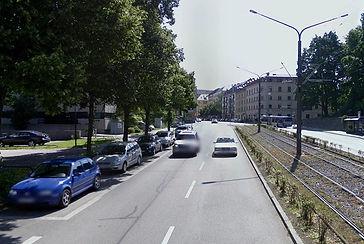Max-Weber-Platz goggle Einsteinstrasse.j