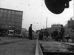 1964 Baustelle Lenbachplatz