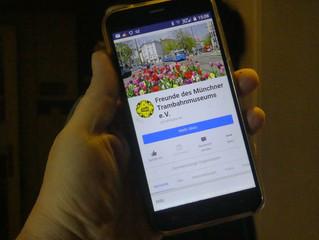 trambahn.de auf Smartphones