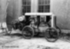 Kompressor Nummer V wird 1916 vorgestellt tram münchen