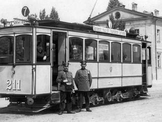 Virtuelles MVG-Museum: Typ A-Wagen