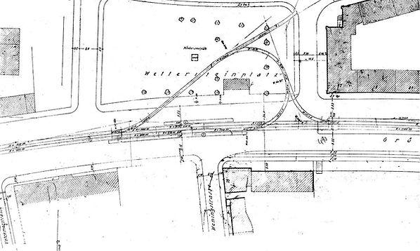 Streckenplan 17 Schleife Wetterstein Pla