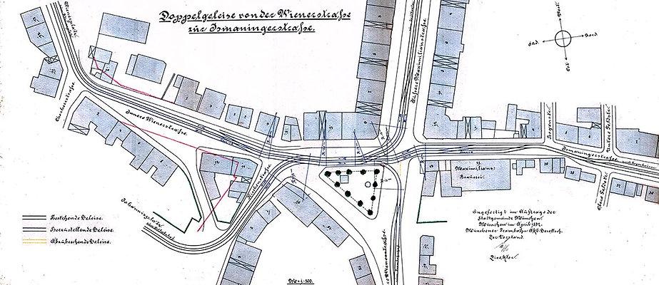 1897-04 Doppelgleisverbindung Wienerstra