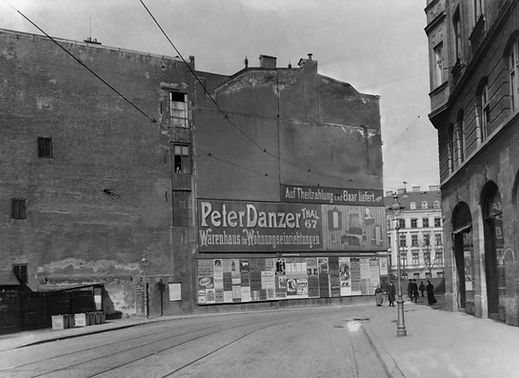 1910 Stiglmaierplatz Seidlstrasse Stadta
