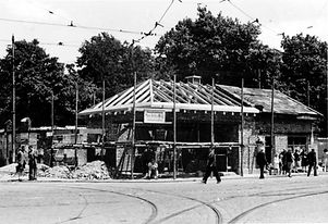 Stationshaus Ostfriedhof-Westseite-17064