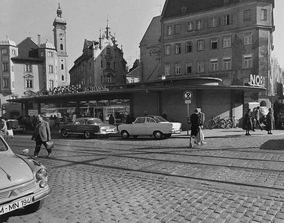 1967 Viktualienmarkt NordseeDE-1992-FS-S