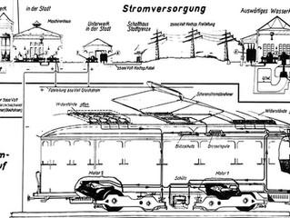 Die Geschichte der Stromabnehmer