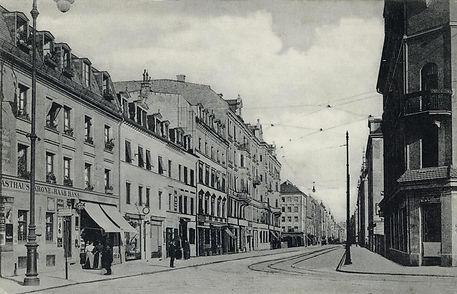 1910 Hohenzollernstrasse Stadtarchiv.jpg