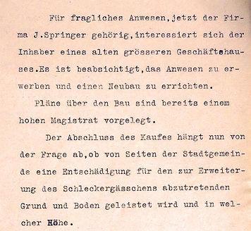 1909-05-21_Verbreiterung_Schleckergäßc