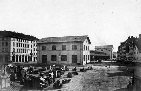 1860 Schrannenhalle Viktualienmarkt DE-1