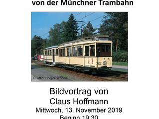 125 Jahre elektrische Straßenbahn Berlin