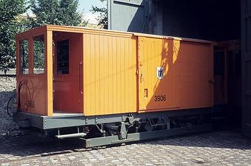 Salzwagen  Typ: s 3.50 3906 München tram