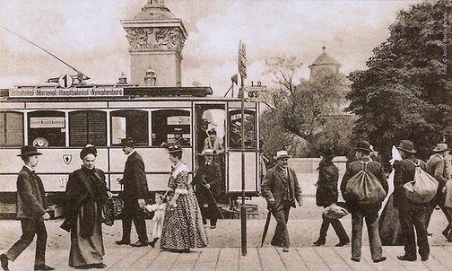 1910~)  Haishausen)  Äußere Ludwigsbrück