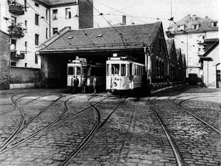 Die Betriebshöfe der Münchner Tram: neuer Beitrag im Experten-Eck