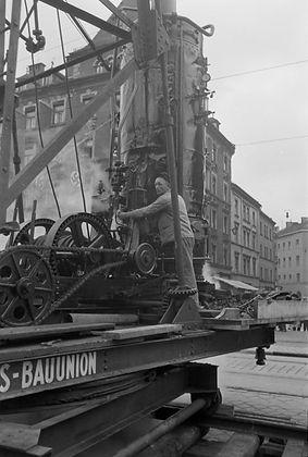 05-1938  U-Bahn Baustelle Lindwurmstrass