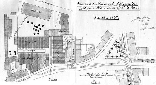 Plan_Lokalbaukommission_1898_Äussere_Wie