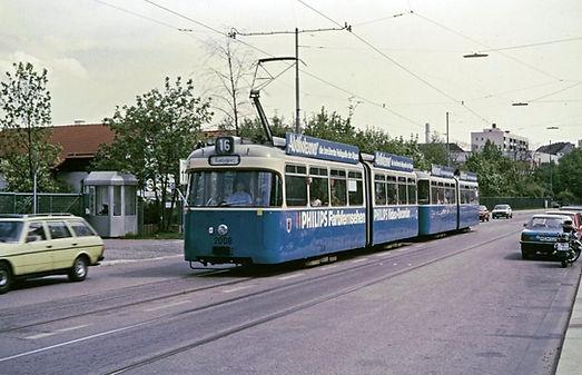 Bild 19  2008 L16 Pfeuferstrasse mit Ein