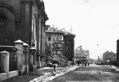 1947 Josephskirche Augustenstraße  © Sta