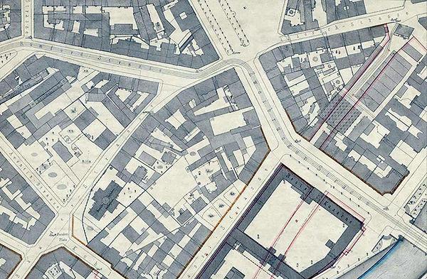 1895 Baaderstrasse planung Kaserne DE-19