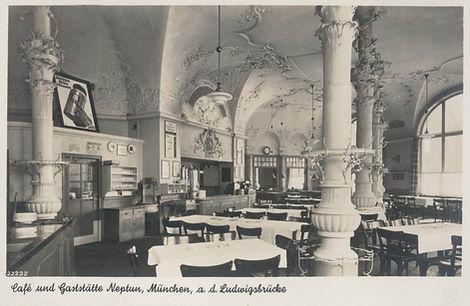 1938 Cafe Neptun DE-1992-FS-PK-STB-14259