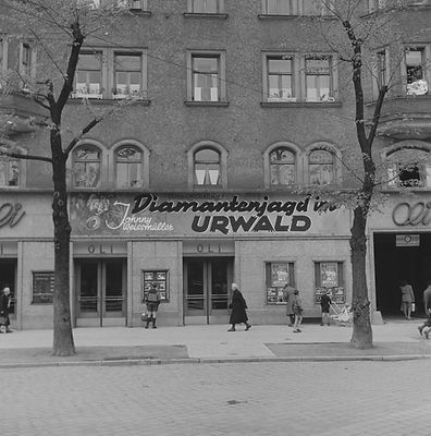 1951 Mai Oli, Lichtspieltheater OLI am O