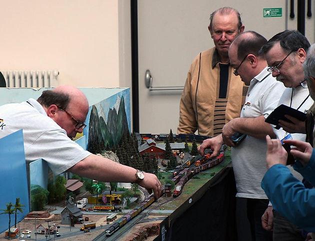 1  Tag der Modellbahnausstellung im MVG-Museum