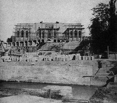 1857 Maximilianeum Baustelle.jpg