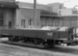 Transportwagen / Niederbord-Kipper  Typ: q 10.48 3827 münchen tram