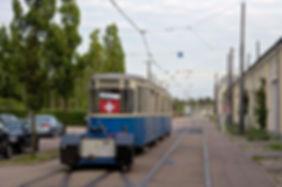 25 Jahre FMTM mit Überraschungen: der Tatzelwurm ist zurück tram münchen 102 fmtm