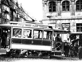 Neue Erkenntnisse zur Augsburger Trambahngeschichte