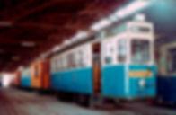 Bahnhofswagen Typ G 1.8 Betriebsnummer 2972 München Tram