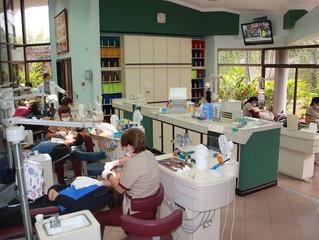 Vista de nuestra clínica de especialidades odontológicas