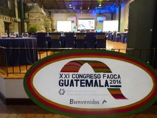 XXI Congreso de Ortodoncia Centroamericano (Faoca)