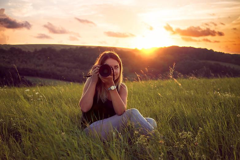 profilová fotka fotografka