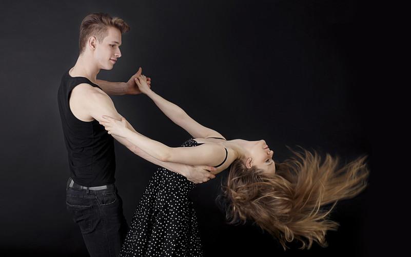 taneční fotka