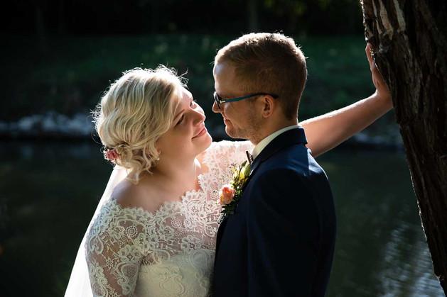 svatební focení Hospůdka na Haldě