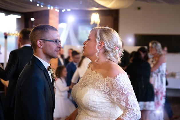 Svatební focení první tanec