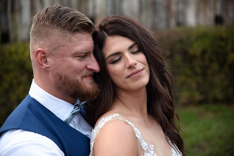 svatbní focení