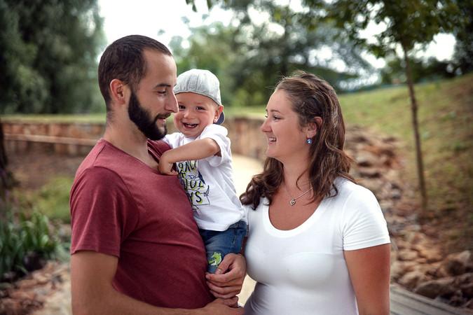 rodinné focení Uherské Hradiště