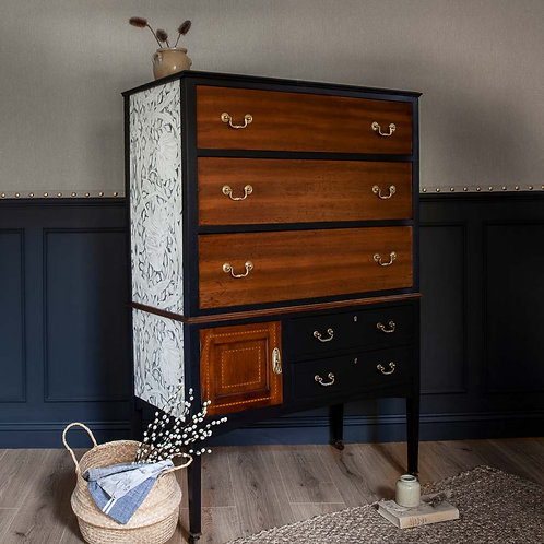 Pure Pimpernel Edwardian Chest of Drawers
