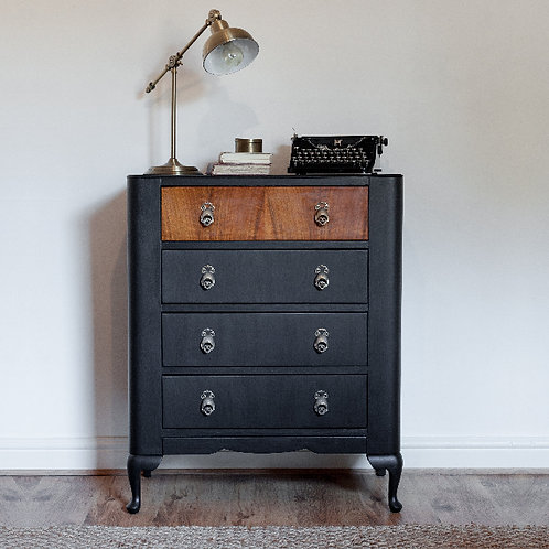 1950-60's Harris Lebus Chest of Drawers