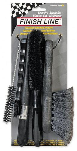 FINISHLINE  EASY-PRO 清潔毛刷5件套裝