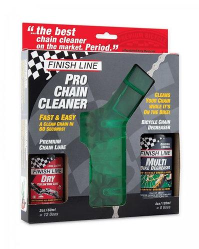 FINISHLINE  PRO CHAIN CLEANER 洗鏈器套裝(連2支油)