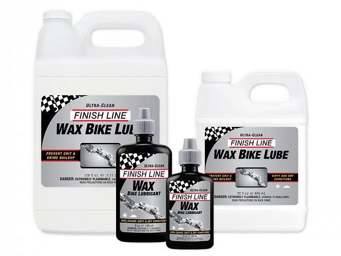 FINISHLINE  WAX LUBE 銀蓋蠟性潤滑油