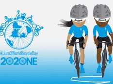 世界自行車日 2021 年 6 月 3 日
